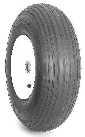 N739 Wheelbarrow Rib Tires